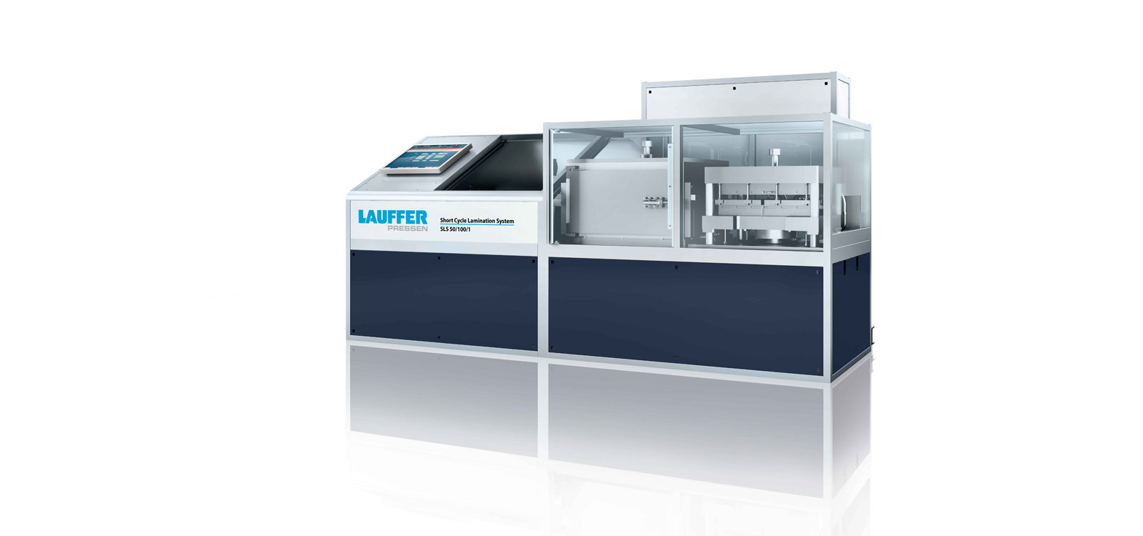 SLS – LAUFFER Compact Lamination Center
